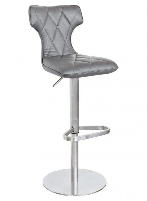 Ava Bar Stools available in Grey or Cream