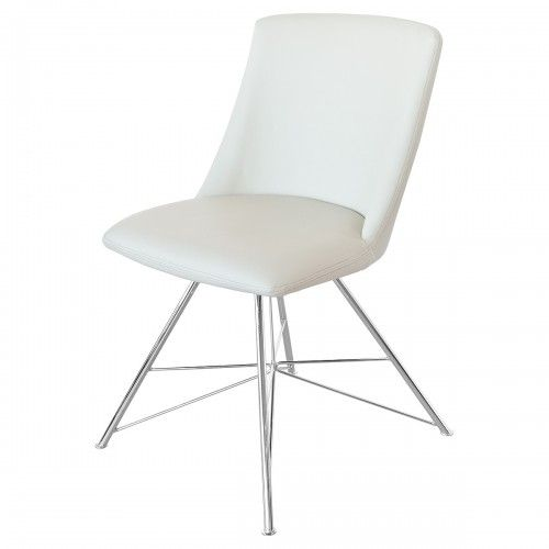 Bexley Dining Chair  Available in Black or Cream
