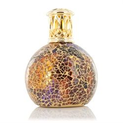 Small Golden Sunset Fragrance Lamp